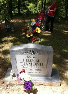 mom cemetery